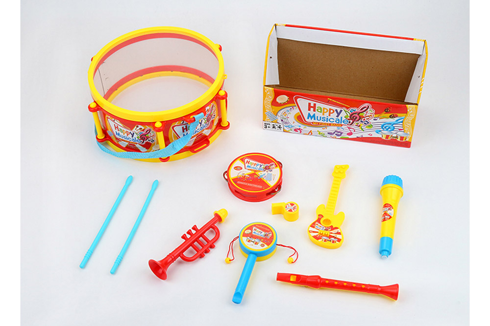 Educational music instrument drum set toysNo.TA255882