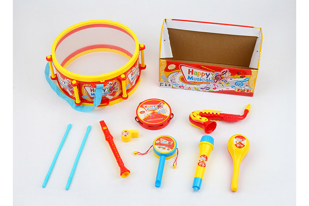 Educational music instrument drum set toysNo.TA255883