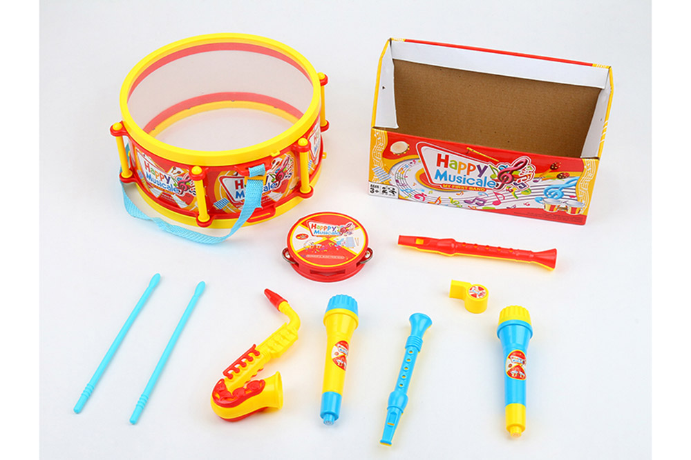 Educational music instrument drum set toysNo.TA255884