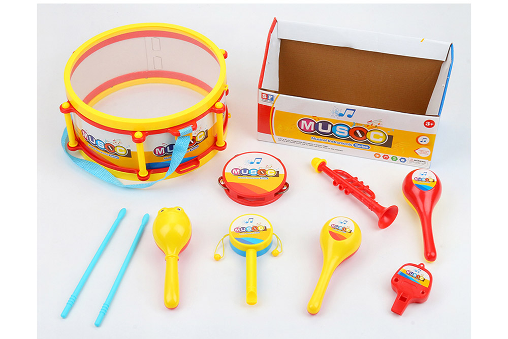 Educational music instrument drum set toysNo.TA255885
