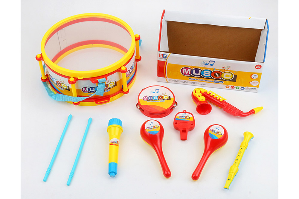 Educational music instrument drum set toysNo.TA255886