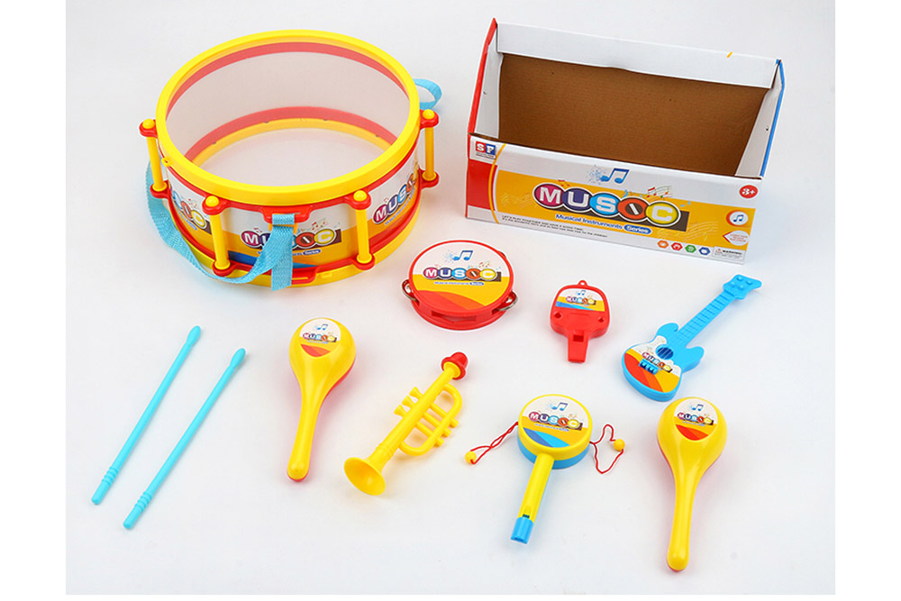 Educational music instrument drum set toysNo.TA255887