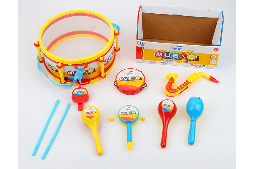 Educational music instrument drum set toysNo.TA255888