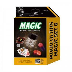 Miracle magic set 6 NO.:TK199424