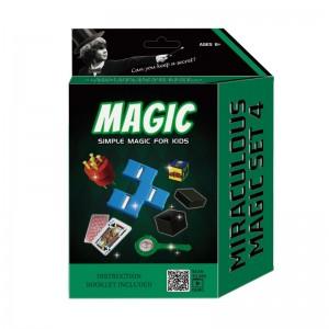 Miracle magic set 4 NO.:TK199423