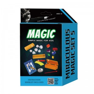 Miracle magic set 5 NO.:TK197624