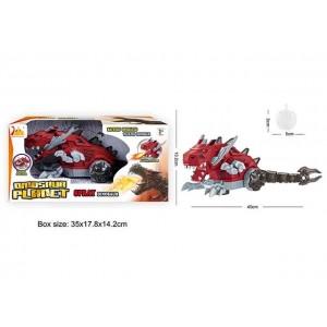 For children design high quanlity machanical spray dinosaur toys No.:RS61-104