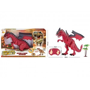Hot selling simulation touch the western dragon toys No.:RS6191