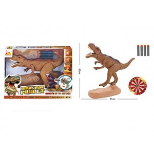 NEW DEVELTOP SIMULATION CATAPULT DINOSAUR TOYS No.:RS6185