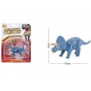 SIMULATION OF THE TRICERATOPS DRAGON ON CHAIN TOYS No.:RS6184