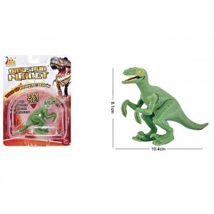 HOT SALE SIMULATION OF THE VELOCIRAPTOR DRAGON ON CHAIN DINOSAUR TOYS No.:RS6183