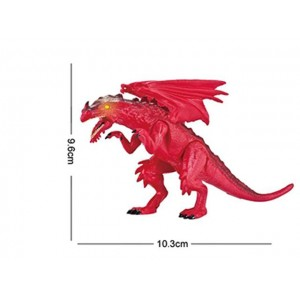 SIMULATION OF THE WESTERN FIRE DRAGON ON CHAIN DINOSAUR TOY No.:RS6182