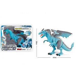 SMART SIMULATION ELECTRIC SPRAY ICE DRAGON CHILDREN TOY No.:RS6188A