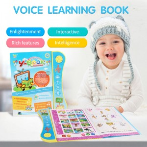 English reading voice learning book machine YS2605A