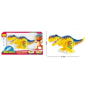 NEW PACKING ELECTRIC DINOSAUR WORLD KID TOYS Item No.:RS6157