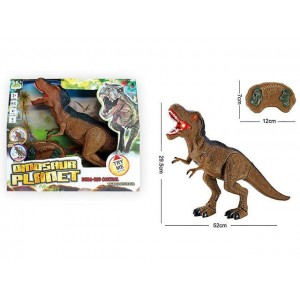 HIGH QUANLITY T-REX INFRARED REMOTE CONTROL WITH SOUND AND LIGHT DINOSAUR TOY Item No.:RS6123A