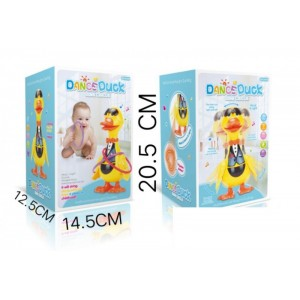 Good selling new item kid favourite toy BO dancing duck toy Item No.:8802-A