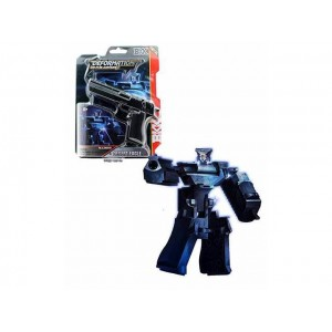 For children design desert eagle deformation gun toy Item No.:A3101-01