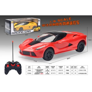1:16 New Ferrari Enzo 4 channel remote control RC car No.FD092