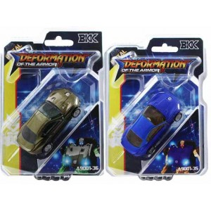 Deformation of the armor alloy car toy Item No.:A9001-35/36