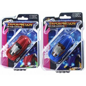 High quanlity small alloy car shape with dumb blue and dumb red kid toy Item No.:A9001-23/24