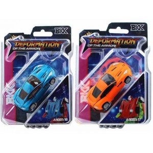 Small alloy car Martin deformation car kid toys Item No.:A9001-17/18