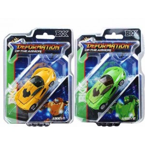 Small alloy car children deformation car toys Item No.:A9001-11/12