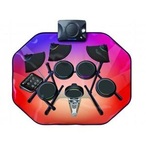 New design luminous drum music blanket children toys Item No.:SLW9887
