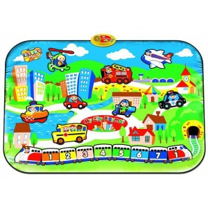 New product My City play mat children funny toys Item No.:SLW982