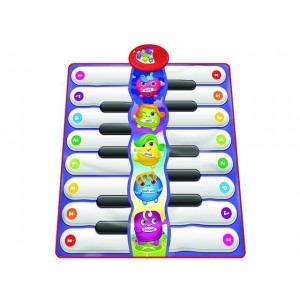 Children funny double person piano blanket educational toy Item No.:SLW985